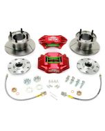Brake System for Mini Cooper S with 7.5'' Discs