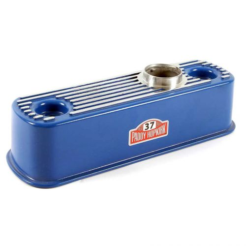 Blue Alloy Rocker Cover