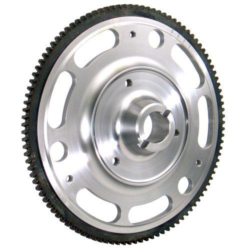 Ultralight Steel Flywheel - 4.154kg - Pre-engaged ring gear