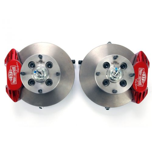 Brake System Assembly for Minis with 8.4'' Discs