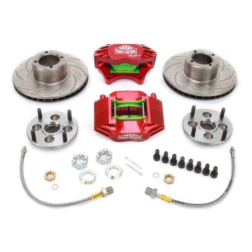 """8.4"""" Vented Brake Kit"""