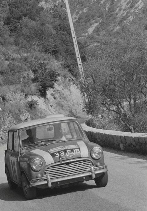 33EJB on the 1963 Tour De France.