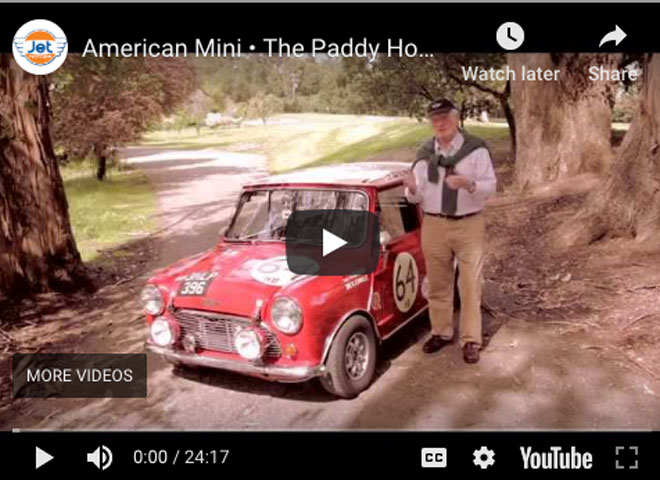 The Paddy Hopkirk Story