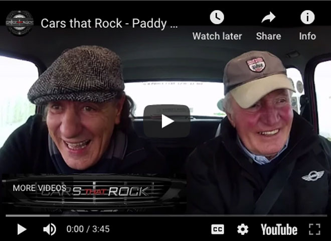 Paddy Hopkirk's Handbrake Turn