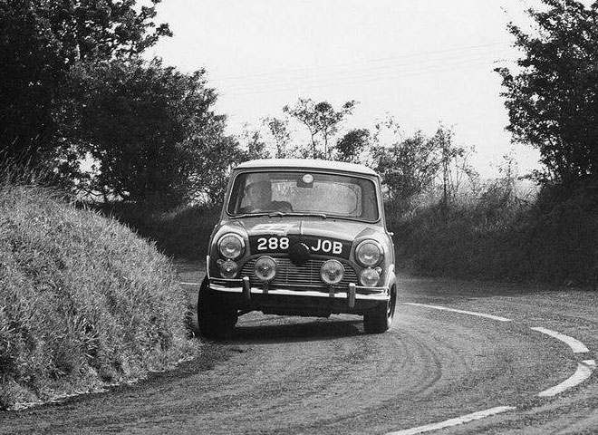 Craigantlet Hillclimb - 1965.