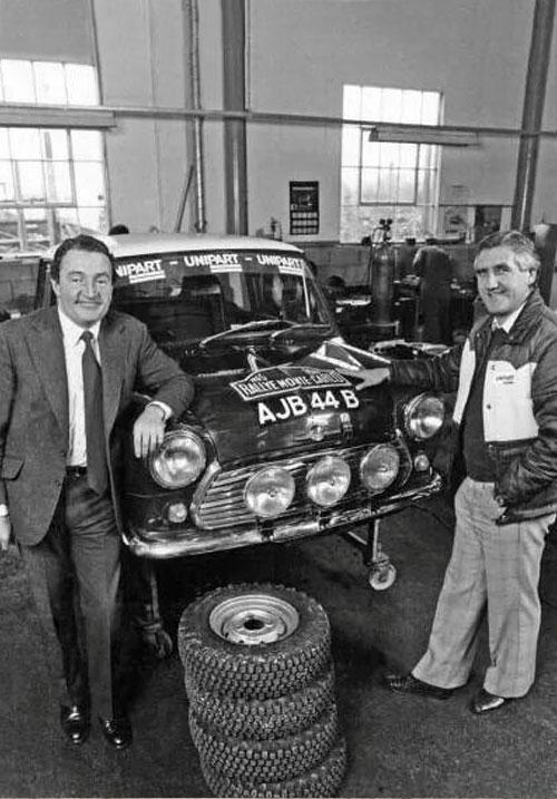AJB 44 B, 1965.